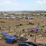 2016 Helensville A&P Show panorama