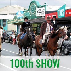 Image Gallery 100th Helensville A&P Show